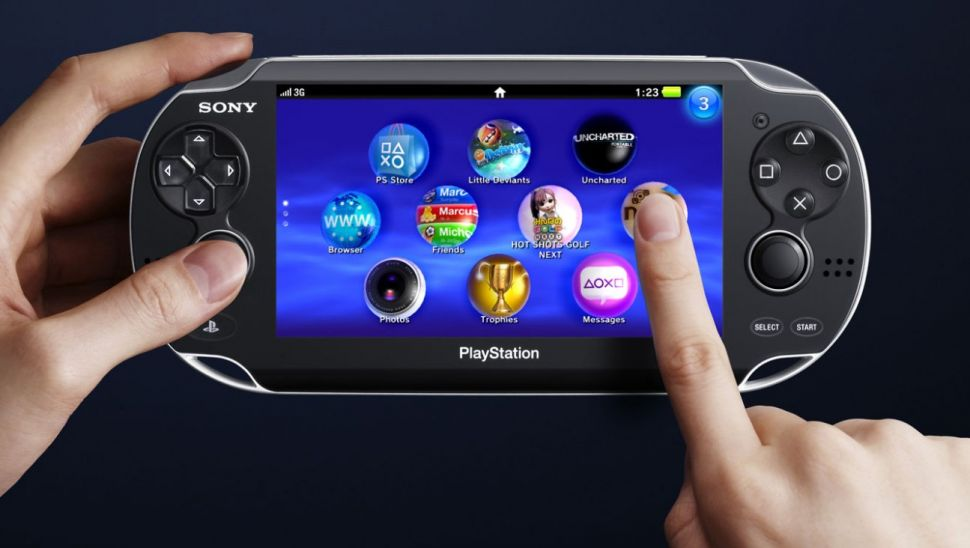 معرفی-کنسول-sony-playstation-vita-wi-fi-game-console